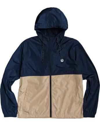 1 Alder Fundamental Jacket Grey M7713EAF Element