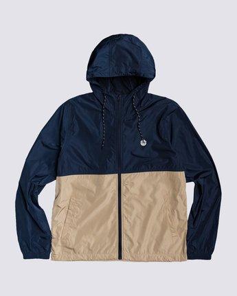 0 Alder Fundamental Jacket Grey M7713EAF Element