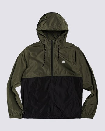 0 Alder Fundamental Jacket Blue M7713EAF Element