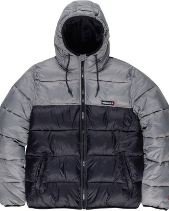 4 Primo Alder Avalanch Jacket Grey M773WEPA Element