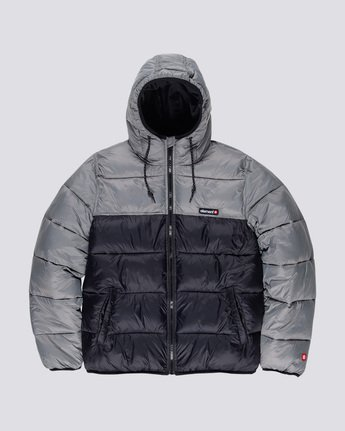 0 Primo Alder Avalanch Jacket Grey M773WEPA Element