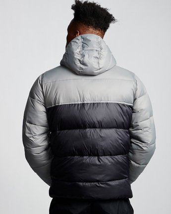 3 Primo Alder Avalanch Jacket Grey M773WEPA Element