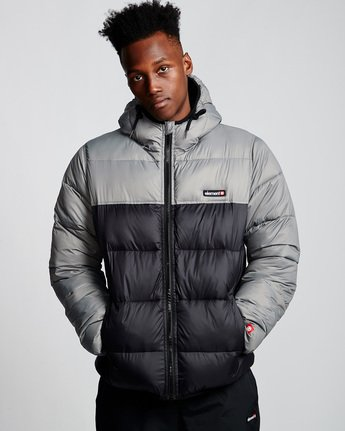 1 Primo Alder Avalanch Jacket Grey M773WEPA Element