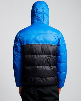 3 Primo Alder Avalanch Jacket Blue M773WEPA Element
