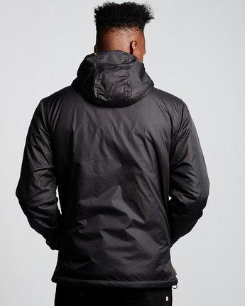 4 Elkins alder sherpa jacket Black M783VEEL Element