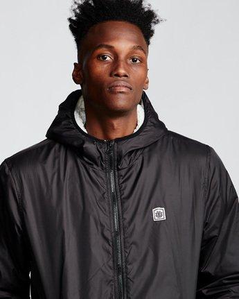 2 Elkins alder sherpa jacket Black M783VEEL Element
