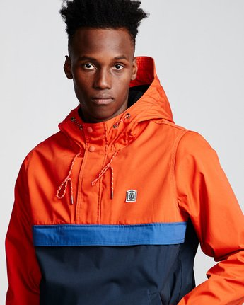 2 Barrow 3Tones Anorak Jacket Blue M790VEB3 Element
