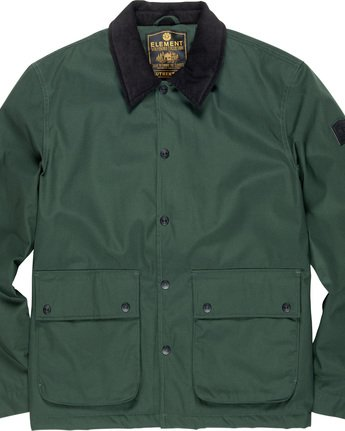 5 Greenwood Jacket Green M790VEGR Element