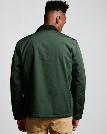 4 Greenwood Jacket Green M790VEGR Element