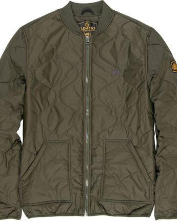 6 Northwoods Jacket Green M790VENW Element