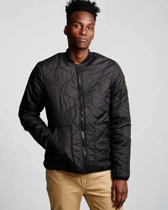 2 Northwoods Jacket Black M790VENW Element