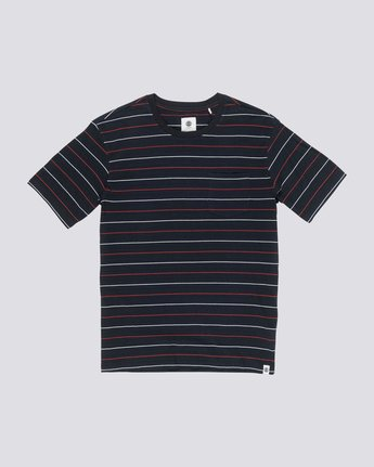 STRIPES BASIC SS  M912VEBS