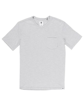 1 Messa Tee Grey M913VEME Element