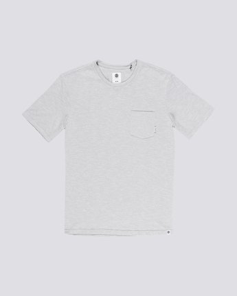 0 Messa Tee Grey M913VEME Element