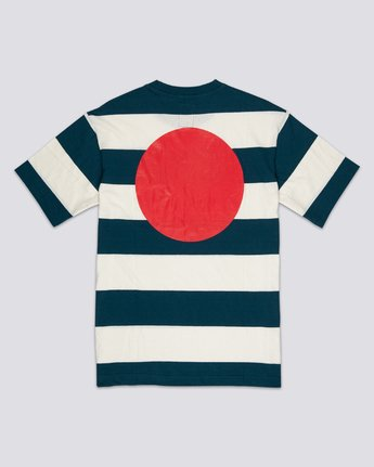 1 Tokyo Flag Tee Blue M9191ETF Element