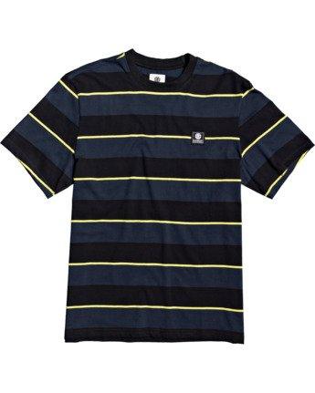 1 FTN Short Sleeve T-shirt Blue M9353EFT Element