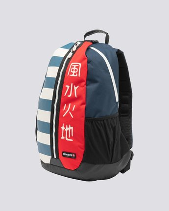 3 Tokyo Bustle 30L Backpack Grey MABK1ETB Element