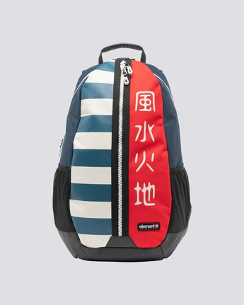 0 Tokyo Bustle 30L Backpack Grey MABK1ETB Element
