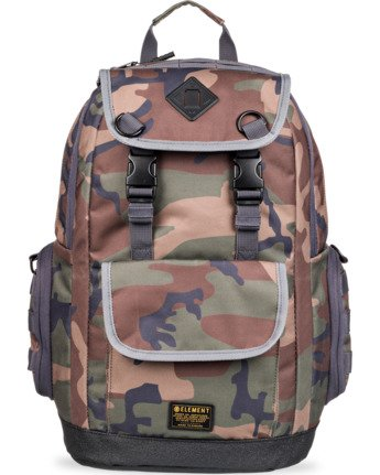 8 Cypress Recruit Backpack Black MABK3ECR Element