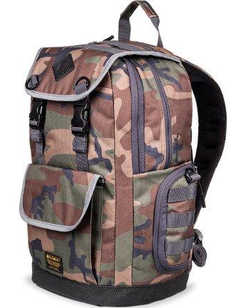 9 Cypress Recruit Backpack Black MABK3ECR Element