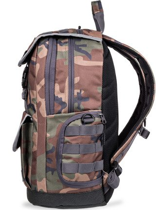 6 Cypress Recruit Backpack Black MABK3ECR Element