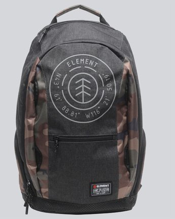 3 Mohave Backpack Black MABKVEMO Element