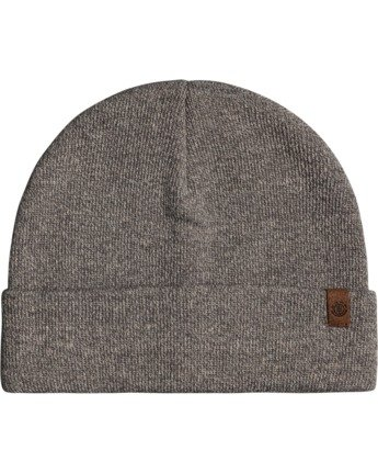 1 Carrier Beanie Grey MABN3ECA Element