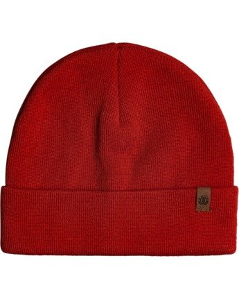 1 Carrier Beanie Red MABN3ECA Element