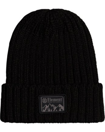 1 Counter Beanie Black MABN3ECO Element
