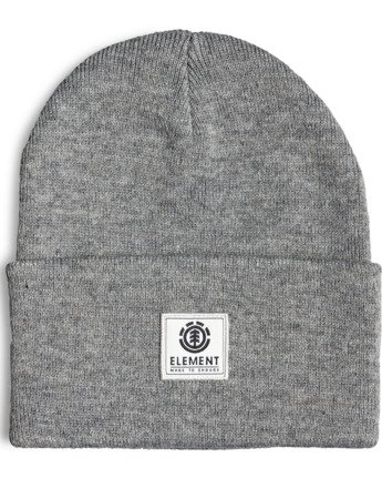 1 Dusk Beanie Grey MABN3EDU Element