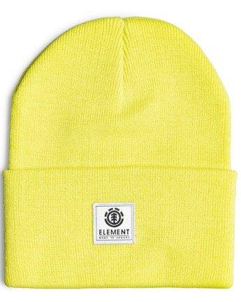 1 Dusk Beanie Yellow MABN3EDU Element