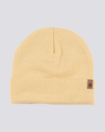 0 Carrier 2 Beanie Yellow MABNQECB Element
