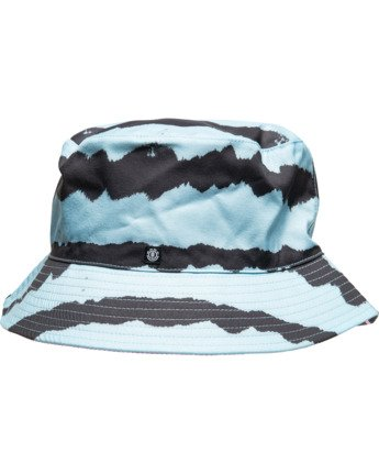 1 Tam Bucket Hat White MAHT1ETA Element