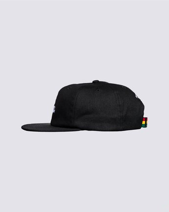1 Bad Brains Motto Hat Blue MAHT3EBM Element