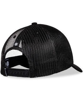 8 Icon Trucker Hat Black MAHT3EIC Element