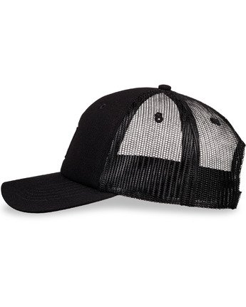 7 Icon Trucker Hat Black MAHT3EIC Element