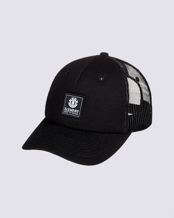 0 Icon Mesh Hat Black MAHT3EIC Element