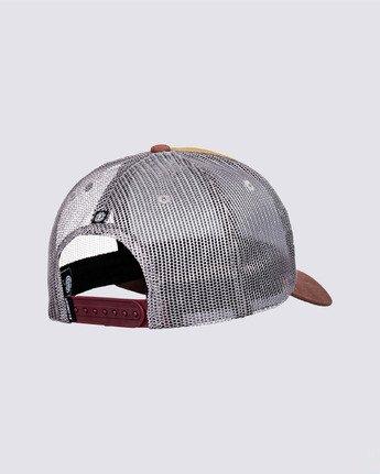 2 Icon Trucker Hat Brown MAHT3EIC Element