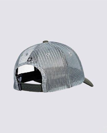 2 Icon Trucker Hat Blue MAHT3EIC Element