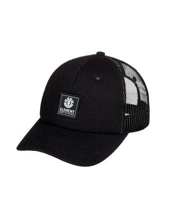 3 Icon Trucker Hat Black MAHT3EIC Element