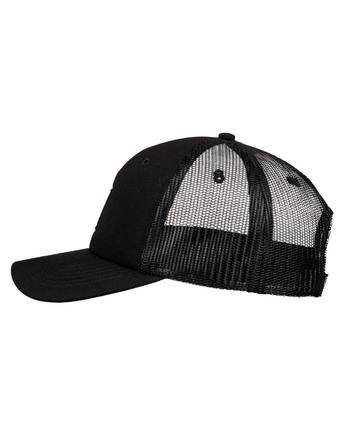 4 Icon Trucker Hat Black MAHT3EIC Element