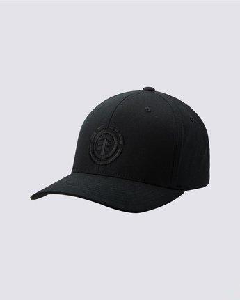 KNUTSEN FLEXFIT CAP  MAHT3EKF