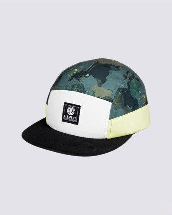 0 Nook Hat Multicolor MAHT3ENO Element