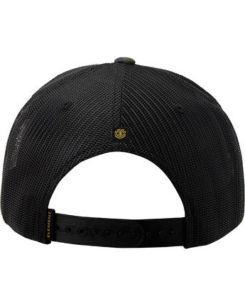 5 Recruit Snapback Hat Black MAHT3ERE Element