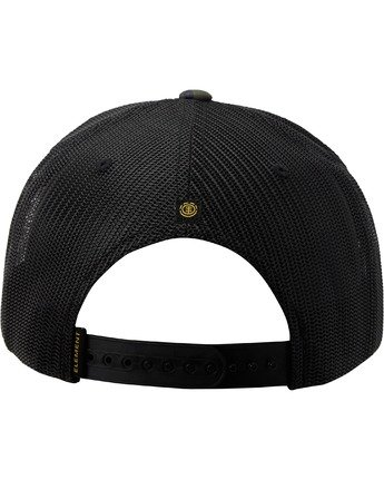 3 Recruit Snapback Hat Black MAHT3ERE Element