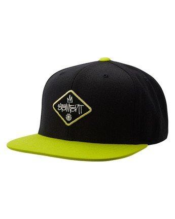 2 Recruit Snapback Hat Blue MAHT3ERE Element
