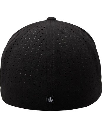 5 Sierra Stretch Hat Black MAHT3ESI Element