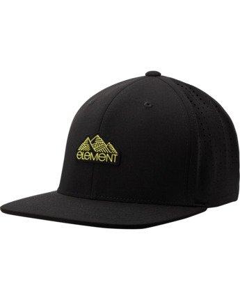4 Sierra Stretch Hat Black MAHT3ESI Element