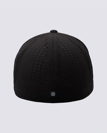 1 Sierra Stretch Hat Black MAHT3ESI Element
