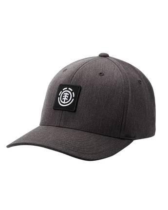 2 Treelogo Flexfit Hat Grey MAHT3ETF Element